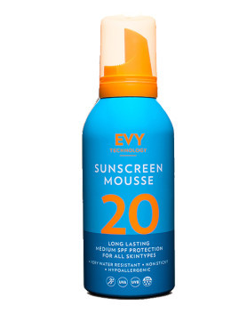 EVY Sunscreen Mousse Spf 20 small image