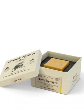Lively Lemongrass Cleansing Bar