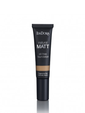 Isadora Natural Matt Oil-Free Foundation small image