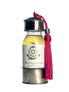 Maillechort Olio d'Argan Puro