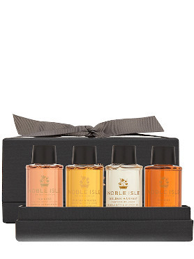 Noble Isle Fragrance Sampler Gift Set small image