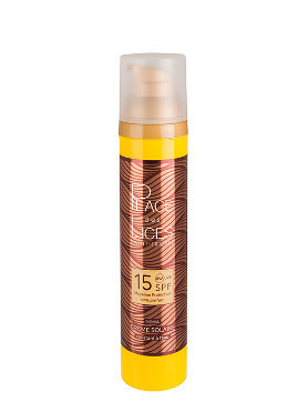 Place des Lices Creme Solaire Water Resistant Moyenne Protection SPF 15 small image