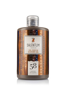 Salentum Legno d'Ulivo Shower Gel small image