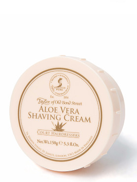 Taylor of Old Bond Street Aloe Vera Shaving Cream small image